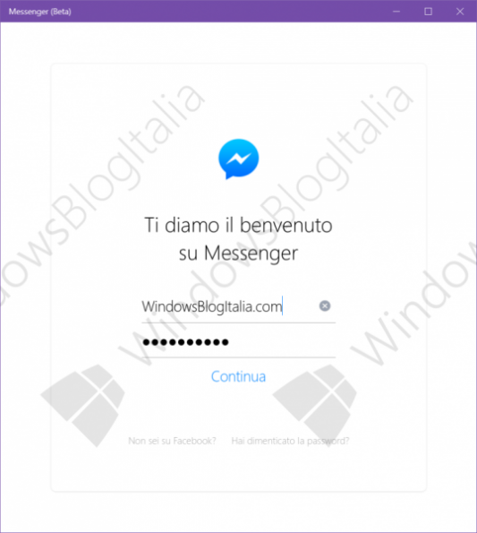 Facebook_Messenger_login
