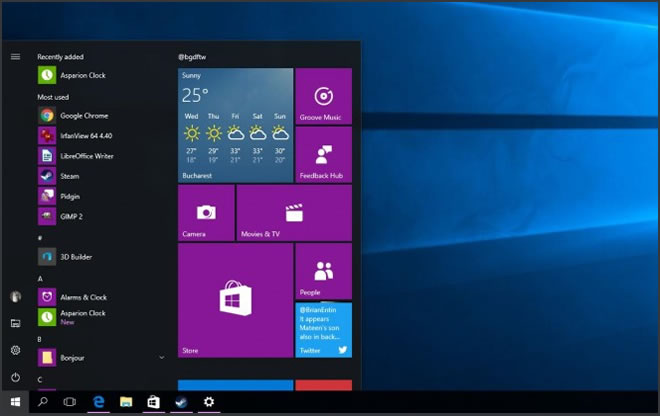new_start_menu_windows_10