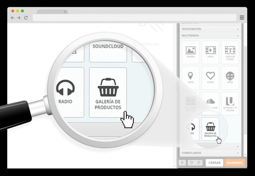 control_galeria_de_productos_en_sitiosimple